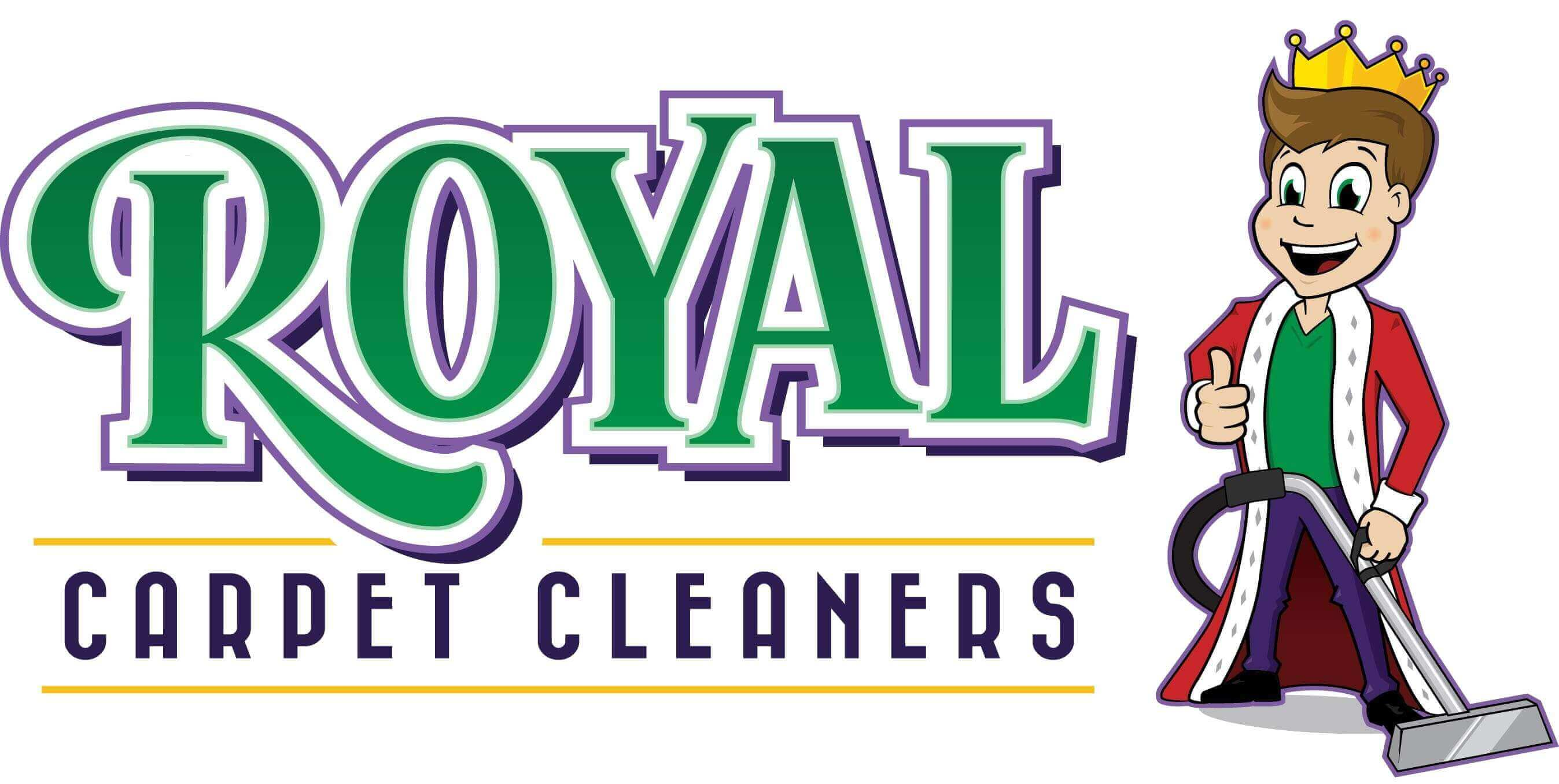 Royal Carpet Cleaners Logo